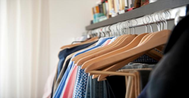 Are you a closet slob? Here's how to clean up your act