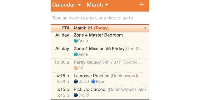 How to Add FlyLady Zones, Missions and Daily Reminders to Cozi