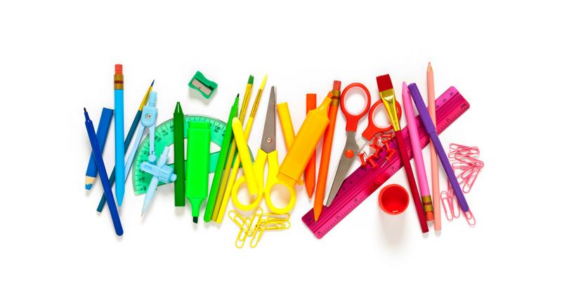 preschool and kindergarten school supplies list