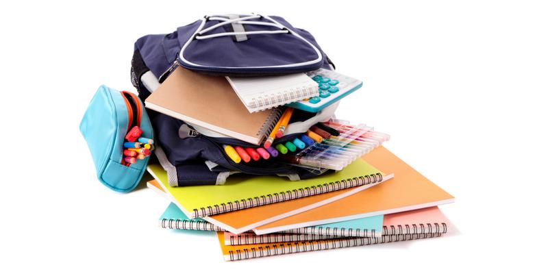 Elementary School Supplies List