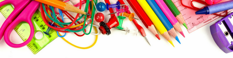 School Supplies Lists for Every Grade