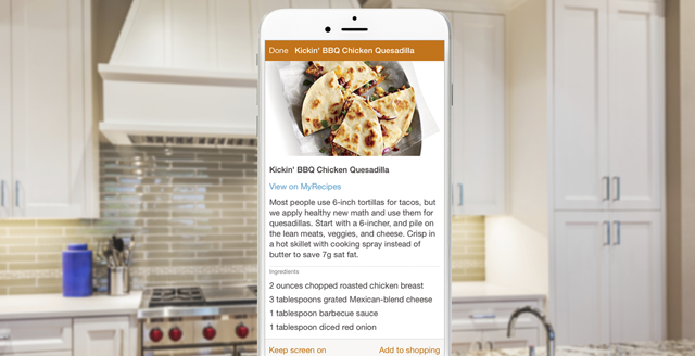 MyRecipes Recipe File Migration to Cozi