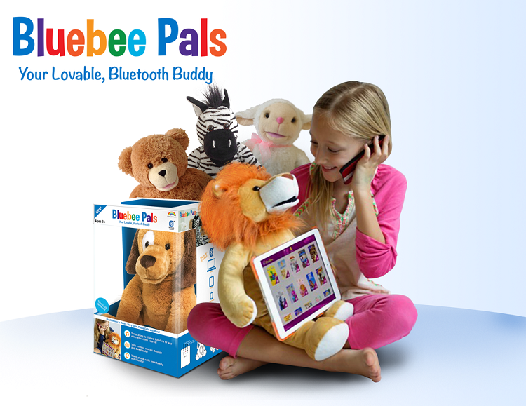 NAPPA Best Gifts for Kids - Bluebee Pals