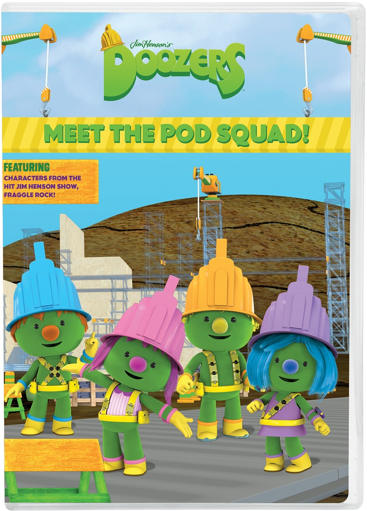 NAPPA Best Gifts for Kids - Meet the Pod Squad