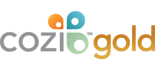Cozi Gold logo
