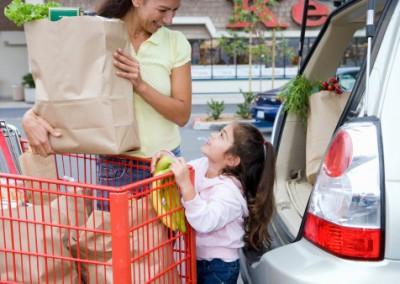 mom-shopping