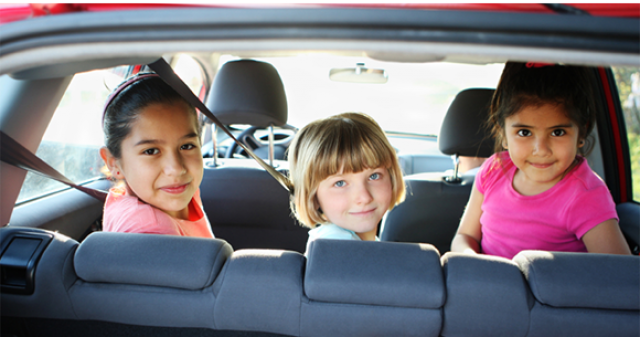 Carpooling Tips to Keep You in the Driver's Seat