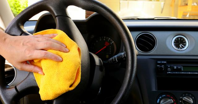 How to Quick Clean Your Car