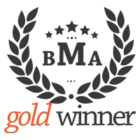 Best Mobile App Gold Award