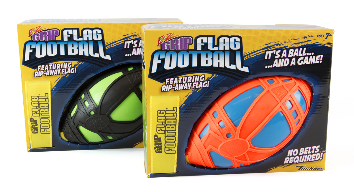 E-Z Grip® Flag Football set