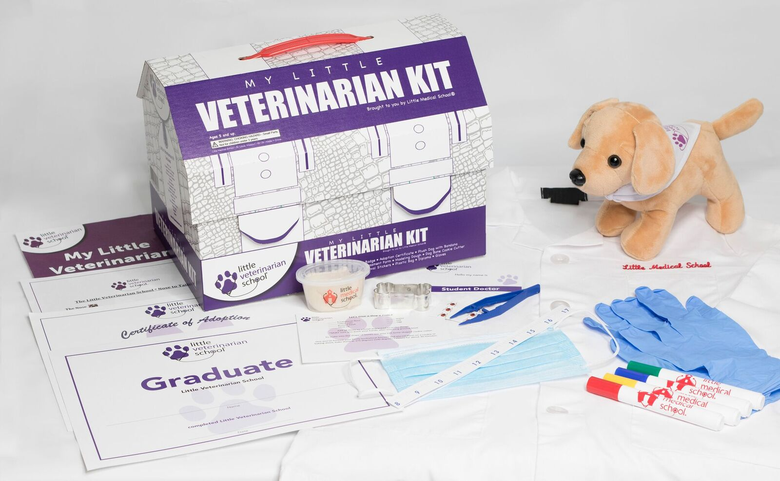 My Little Veterinarian Kit