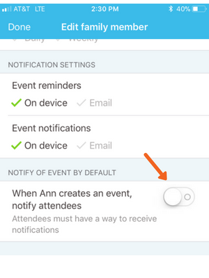 How to Manage Cozi Notifications | Cozi Family Organizer
