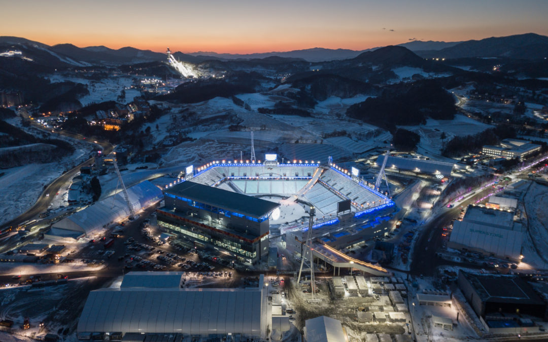 2018 Winter Olympics Schedule: Add Your Favorite Sports to Cozi!
