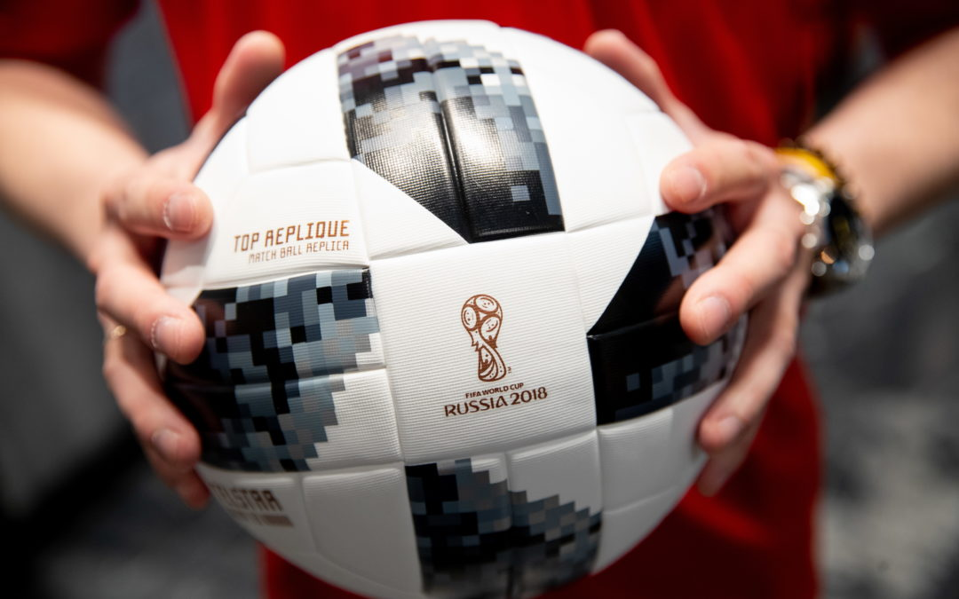 Add The 2018 World Cup Schedule to Your Cozi Calendar