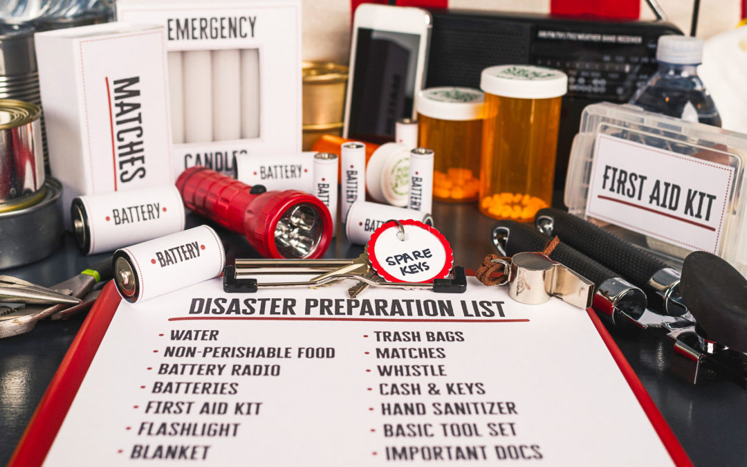 Add to Cozi: CDC Emergency Kit Checklist for Families